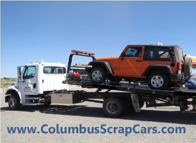 Buying Junk Cars - Columbus Scrap Cars