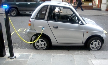 Scrap Vehicle Charger Recycling