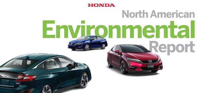 Honda Green Vehicle Initiative